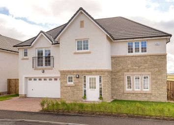 Thumbnail 5 bed detached house for sale in Douglas Marches, North Berwick, East Lothian