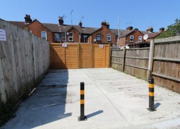Thumbnail Terraced house to rent in Prospect Road, Parking Space Only, Ipswich