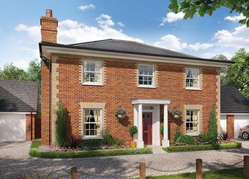 Thumbnail 4 bed detached house for sale in St Michaels Way, Off Long Lane, Wenhaston, Suffolk