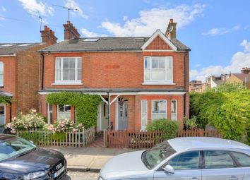 Thumbnail 5 bed semi-detached house for sale in Harlesden Road, St.Albans