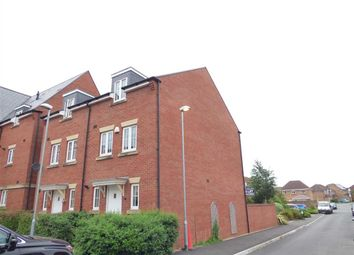 Thumbnail 3 bed end terrace house for sale in Seymour Way, Magor, Caldicot