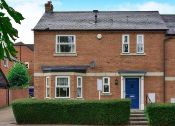 Thumbnail 2 bedroom end terrace house for sale in Phelps Road, Bletchley, Milton Keynes