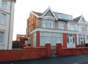 Thumbnail Block of flats for sale in Northumberland Avenue, Blackpool