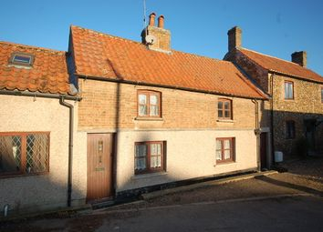 Thumbnail 2 bed cottage to rent in The Pits, Isleham, Ely