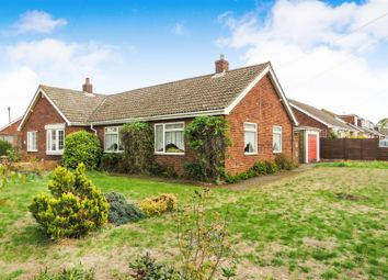 Thumbnail 2 bed detached bungalow for sale in Holme Court Avenue, Biggleswade