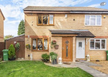 Bader Gardens, Cippenham, Slough SL1. 2 bed semi-detached house for sale