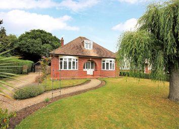 Thumbnail 3 bed detached house for sale in Brook Lane, Warsash, Southampton