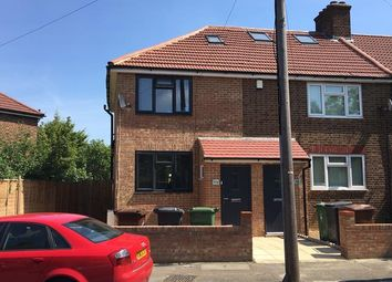Thumbnail 2 bed end terrace house for sale in 51A Sturge Avenue, London