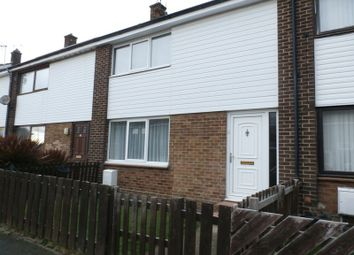 Thumbnail 2 bedroom terraced house for sale in Glendale, Amble, Morpeth