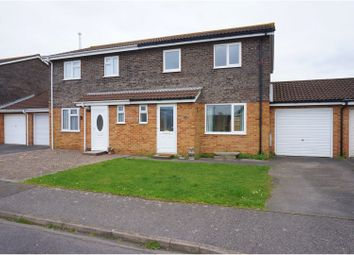 Thumbnail 3 bed semi-detached house for sale in Bluebell Close, Highcliffe
