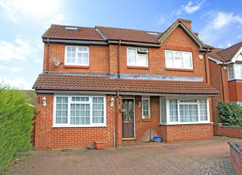 Thumbnail 5 bed detached house for sale in Regency Gardens, Walton-On-Thames