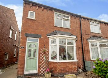 Thumbnail 3 bed semi-detached house for sale in Stainforth Street, Mansfield Woodhouse, Mansfield