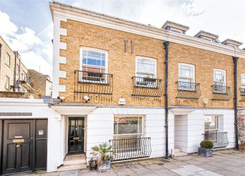 3 bed terraced house to rent in Vintners Row, Lamont Road Passage, Chelsea, London SW10