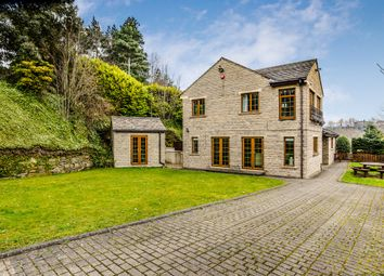 Thumbnail 5 bed detached house for sale in Upper Brow Road, Paddock, Huddersfield