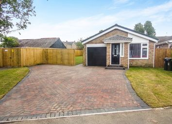 Thumbnail 3 bedroom bungalow for sale in Melness Road, Hazlerigg, Newcastle Upon Tyne