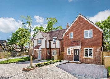 Thumbnail 3 bed detached house for sale in Green Lane, Lingfield