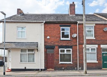 Thumbnail 3 bed terraced house for sale in Foley Street, Fenton, Stoke-On-Trent