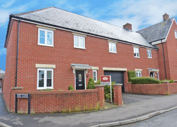 Thumbnail 3 bed semi-detached house for sale in Redworth Drive, Amesbury, Salisbury