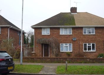 Thumbnail 3 bedroom property to rent in Roman Road, Leagrave, Luton