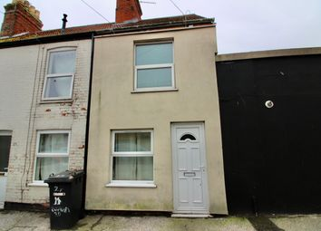 Thumbnail 2 bed end terrace house to rent in Roman Road, Lowestoft