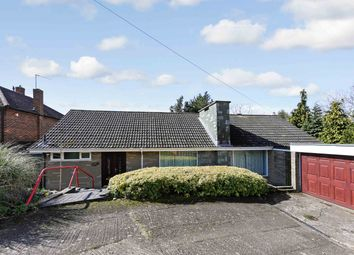 Thumbnail 3 bed detached bungalow for sale in Hillbrow Road, Bromley