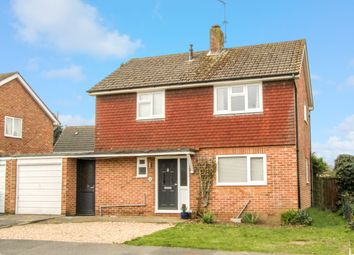 Thumbnail 3 bed detached house for sale in Willow Road, Liss