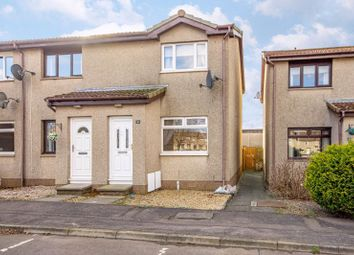 Thumbnail 2 bed terraced house for sale in Lochhead Court, Main Road, Wellwood, Dunfermline