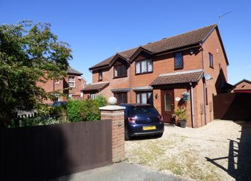 Thumbnail 3 bed semi-detached house for sale in Calmore Road, Totton