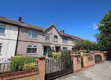 Thumbnail 3 bed terraced house for sale in Linacre Lane, Bootle, Bootle