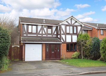 Thumbnail 5 bed detached house to rent in Rose Tree Close, The Rock, Telford