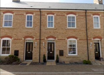 Thumbnail 3 bed terraced house to rent in Charlotte Avenue, Stotfold, Hitchin