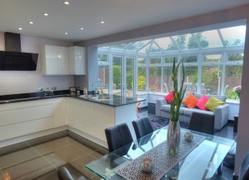 Thumbnail 3 bed detached house for sale in Kiln Road, Horsford, Norwich
