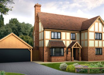 Thumbnail 4 bed detached house for sale in Limes Paddock, Dorrington
