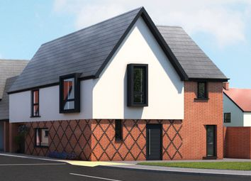 Thumbnail 2 bed flat for sale in Morris Dance Place, Thaxted, Dunmow