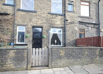 Thumbnail 3 bed terraced house to rent in Raglan Street, Queensbury, Bradford