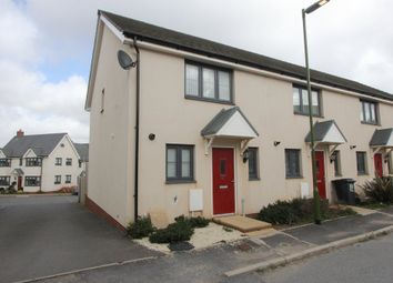 Thumbnail 2 bed end terrace house to rent in Mimosa Way, Elberry Gardens, Paignton