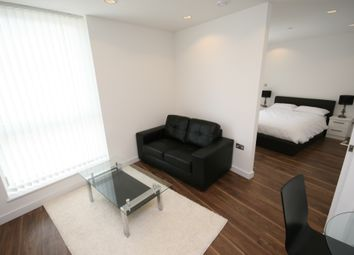Thumbnail 1 bed flat to rent in The Heart, Blue, Media City UK, Salford, Greater Manchester