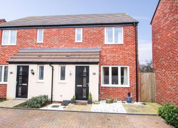 3 bed semi-detached house for sale in Rowthorne Close, Marina Park, Northampton NN5