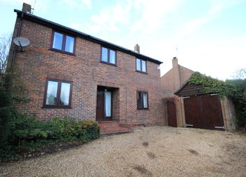 Thumbnail 4 bed detached house to rent in Ashbarn Crescent, Winchester