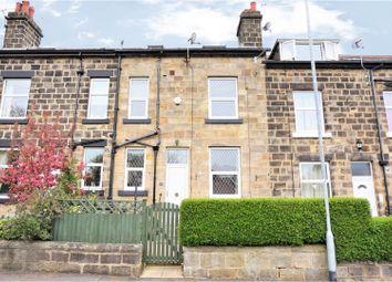 Thumbnail 3 bedroom terraced house for sale in Wellington Mount, Leeds
