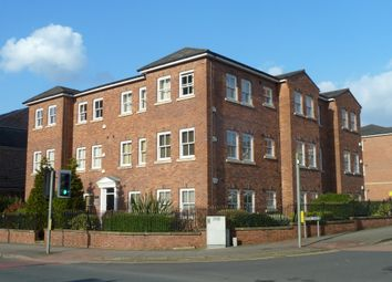 Thumbnail 2 bed flat to rent in Higher Hillgate, Stockport