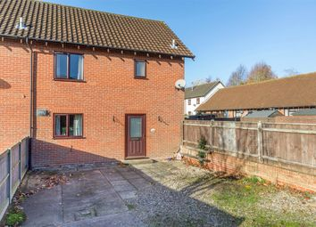 Thumbnail 3 bed end terrace house for sale in Thorn Road, Fakenham