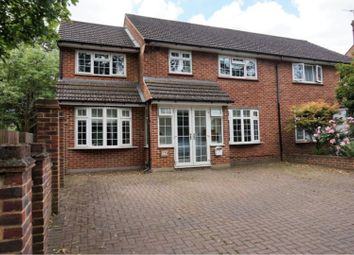 Thumbnail 6 bed semi-detached house for sale in Horseshoe Lane, Watford