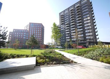 Thumbnail 1 bed flat for sale in London City Island, Canning Town, London