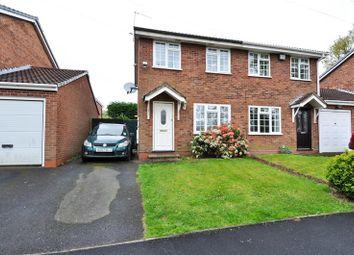 Thumbnail 2 bed semi-detached house for sale in Open Field Close, Northfield, Birmingham