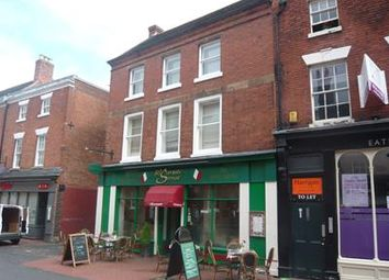 Thumbnail Commercial property for sale in 28 Bird Street, Lichfield, Staffs
