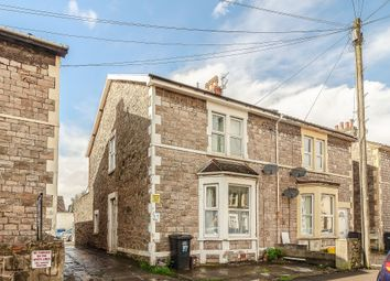 Thumbnail 3 bed semi-detached house for sale in George Street, Weston Super Mare, North Somerset