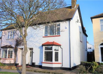 Thumbnail 3 bed semi-detached house for sale in Recreation Avenue, Leigh-On-Sea