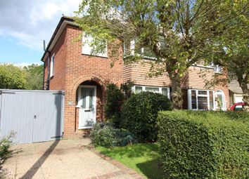 Thumbnail 3 bed semi-detached house for sale in Newton Wood Road, Ashtead
