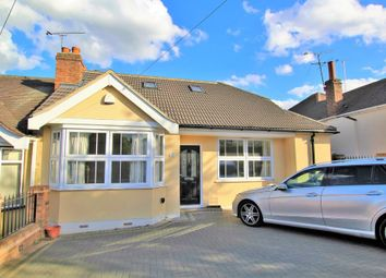 Thumbnail 2 bedroom semi-detached bungalow for sale in Mashiters Hill, Rise Park, Romford, Essex